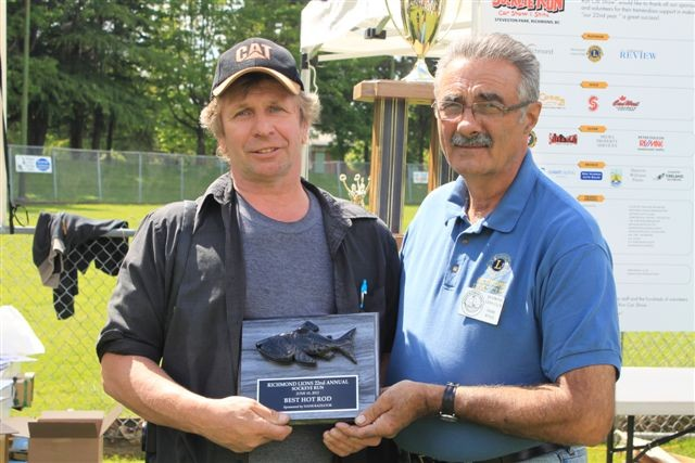BEST HOT ROD SOCKEYE RUN 2012